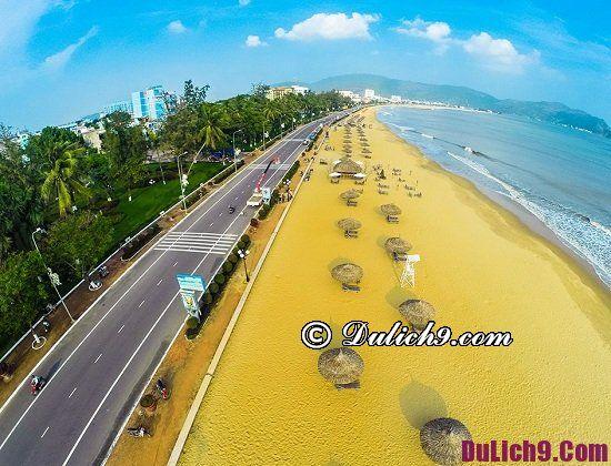 Địa điểm du lịch đẹp, nổi tiếng ở Quy Nhơn: Bãi biển đẹp ở Quy Nhơn