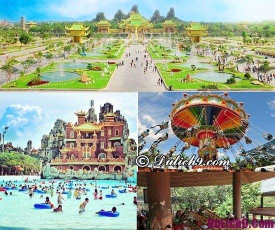 Địa điểm vui chơi du lịch dịp 2/9 gần Sài Gòn hấp dẫn, giá rẻ: Nên đi đâu chơi dịp 2/9 quanh Sài Gòn
