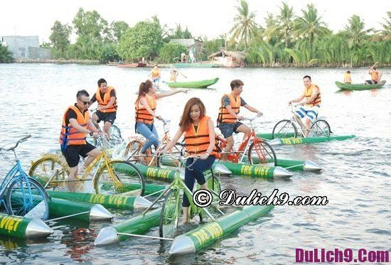 Địa điểm vui chơi du lịch gần Sài Gòn nổi tiếng dịp 2-9: Đi đâu chơi dịp 2-9 xung quanh Sài Gòn giá rẻ, vui vẻ, hấp dẫn