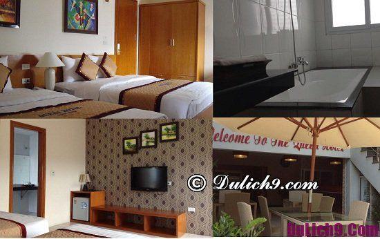 Gợi ý các khách sạn rẻ đẹp ở Ninh Bình gần khu du lịch: Nhà nghỉ, khách sạn nào ở Ninh Bình giá rẻ, chất lượng tốt