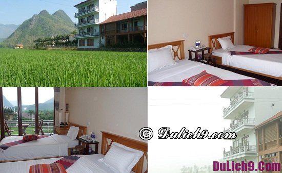 Khách sạn bình dân giá hợp lý ở Mai Châu view đẹp, tiện nghi: Khách sạn nào giá rẻ ở Mai Châu tốt nhất