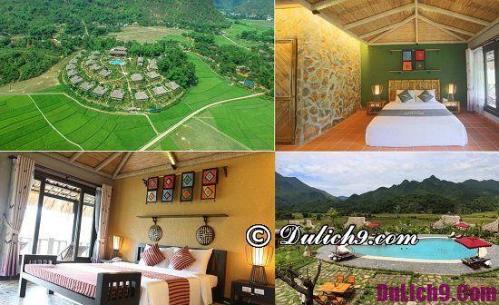 Khách sạn chất lượng tốt ở Mai Châu gần khu du lịch: Nơi nghỉ dưỡng lý tưởng khi đi du lịch Mai Châu