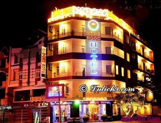 Khách sạn giá rẻ gần biển Tuy Hòa sạch sẽ, chất lượng tốt: Đánh giá các khách sạn ở Tuy Hòa