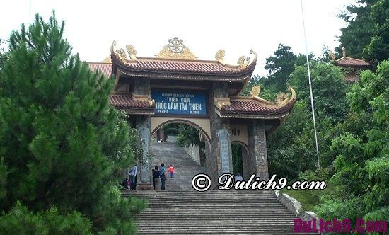 Khu vui chơi tham quan gần Hà Nội dịp 2/9 không thể bỏ qua: Địa điểm du lịch gần Hà Nội ngày 2/9 nên tới
