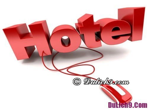 Kinh nghiệm đặt phòng khách sạn online dịp lễ 2/9
