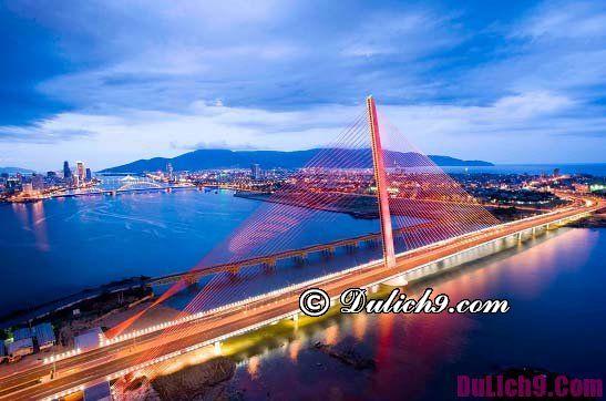 Lịch trình du lịch Đà Nẵng 4 ngày 3 đêm