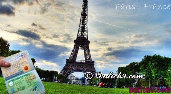 Một số lưu ý khi làm thủ tục xin visa đi du lịch Pháp: Làm sao để xin visa đi Pháp thuận lợi, nhanh nhất