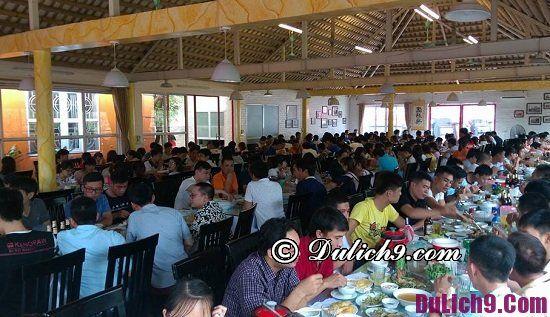 Nhà hàng ăn ngon ở Ninh Bình gần khu du lịch: Địa chỉ ăn đặc sản cơm cháy, thịt dê Ninh Bình