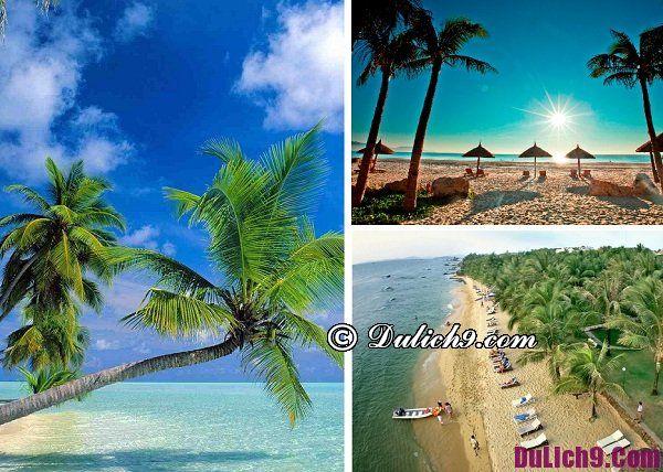 Bãi biển nào đẹp nhất cho du lịch mùng 2/9?