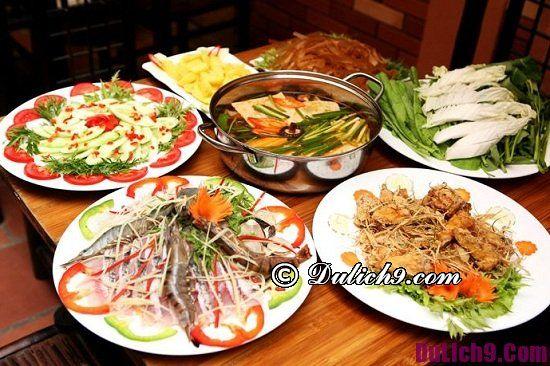 Quán ăn ngon đặc sản nổi tiếng ở Quy Nhơn: Quy Nhơn có quán hải sản nào ngon bổ rẻ