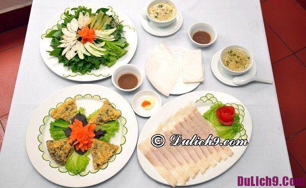 Bánh tráng cuốn thịt heo Đà Nẵng ở đâu ngon?