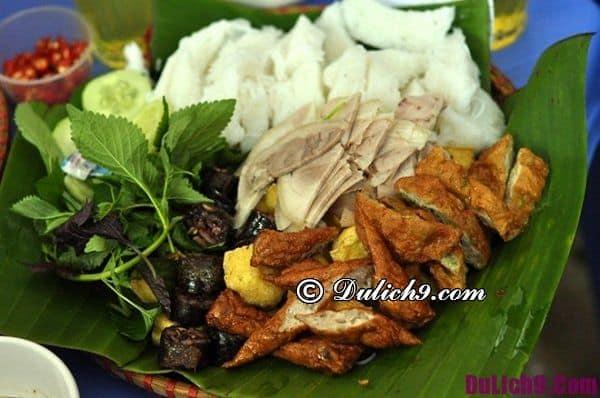 Du lịch Hà Nội ăn bún đậu ở đâu ngon?