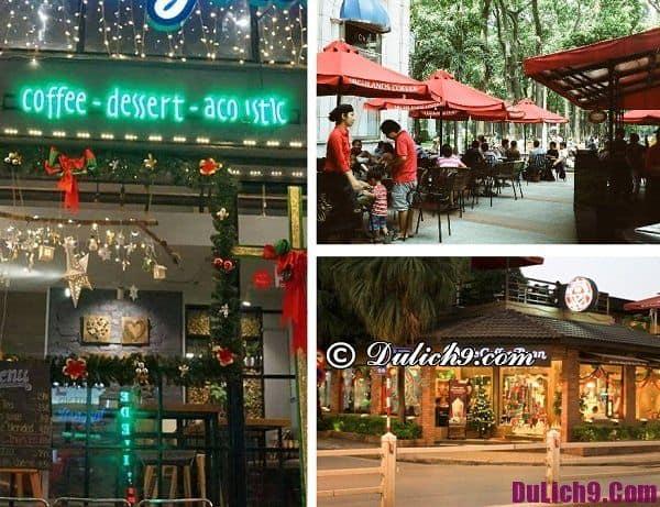 Quán cafe đẹp nhất Hà Nội