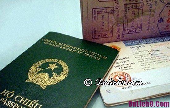 Quy trình và thủ tục các bước làm visa đi Đức du lịch: Làm visa đi du lịch Đức như thế nào?
