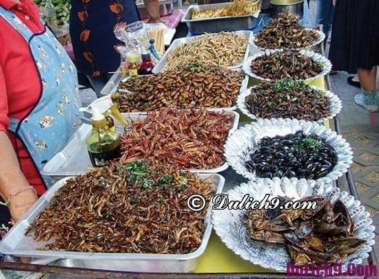 Ăn món gì ngon khi đến Lào du lịch: Món ăn dân dã ở Lào