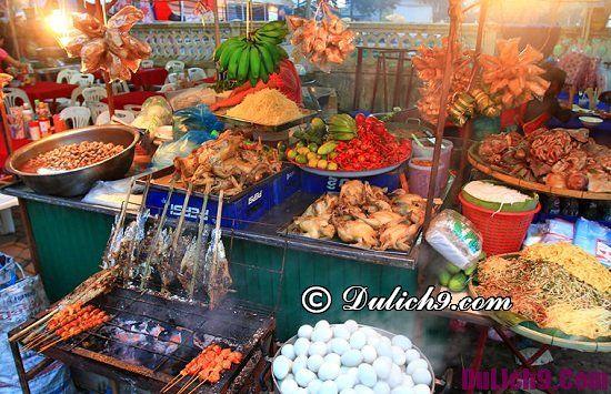 Ăn ở đâu khi đến Viêng Chăn du lịch: Địa chỉ ăn uống ngon bổ rẻ ở Viêng Chăn Vientiane