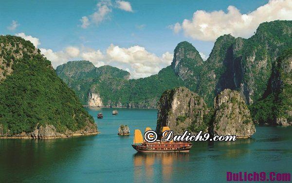 Giá vé tham quan vịnh Hạ Long