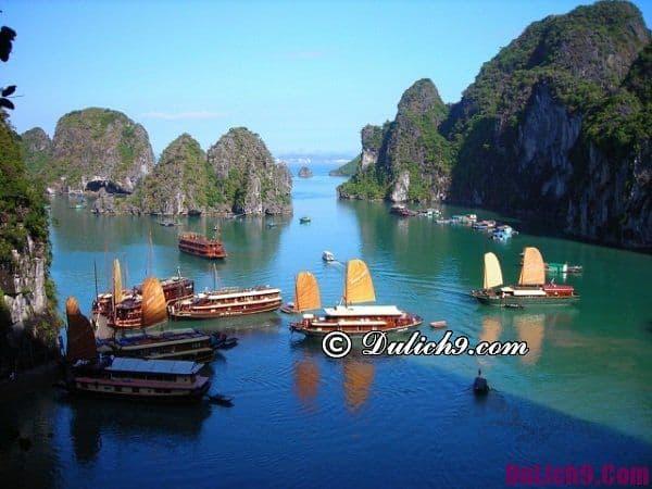Giá vé tàu tham quan vịnh Hạ Long