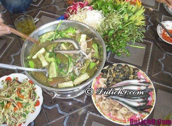 Cà Mau có quán đặc sản nào ngon nổi tiếng? Địa điểm ăn uống ở Cà Mau
