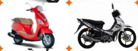 Những địa chỉ thuê xe máy ở Sài Gòn giá rẻ & thủ tục đơn giản