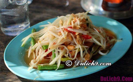 Đặc sản ngon độc đáo ở Lào: Ăn gì ngon ở Lào