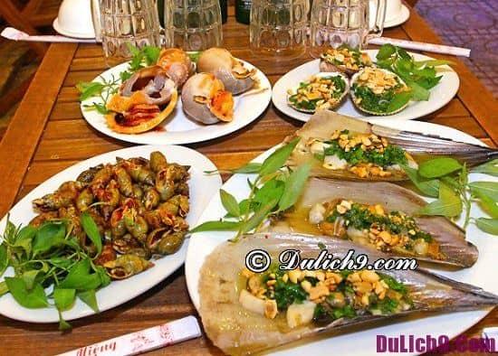 Địa chỉ ăn nhậu thơm ngon hấp dẫn ở Mũi Né, Phan Thiết: Ăn ở đâu ngon khi đi du lịch Phan Thiết