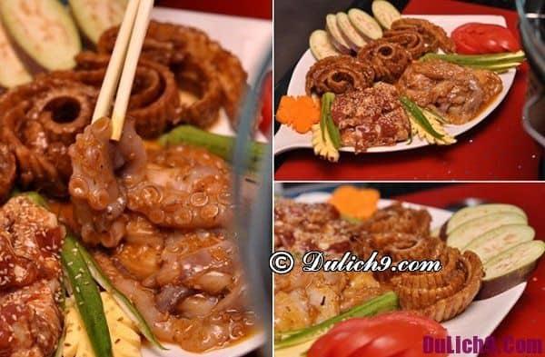 Địa chỉ ăn nướng nổi tiếng ở Hà Nội