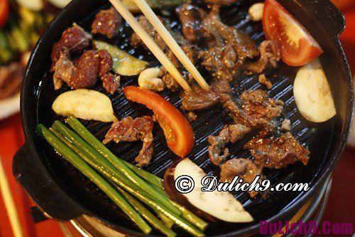 Quán nướng ngon rẻ ở Hà Nội. Du lịch Hà Nội ăn nướng ở đâu ngon, giá rẻ?