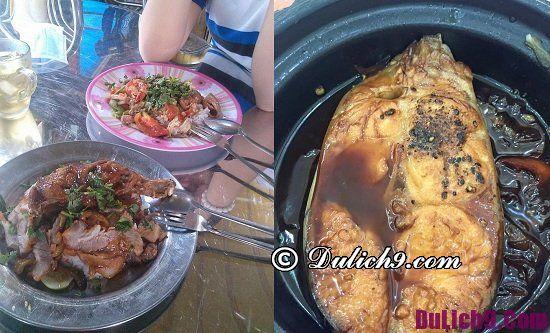 Địa chỉ ăn uống ngon bổ rẻ ở Cà Mau: Quán ăn ngon ở Cà Mau