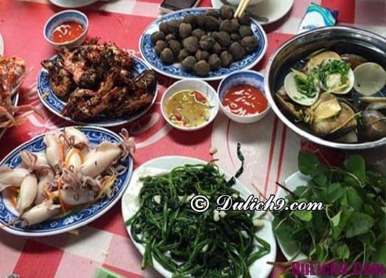 Địa chỉ ăn uống ngon bổ rẻ ở Đồ Sơn nổi tiếng: Ăn ở đâu ngon khi đi du lịch Đồ Sơn
