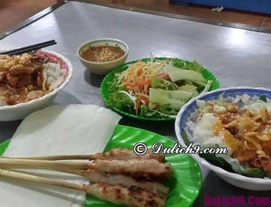 Địa chỉ ăn uống ngon bổ rẻ ở Quảng Bình: Quảng Bình có quán ăn đặc sản nào ngon?