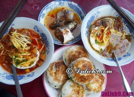 Địa chỉ ăn vặt ngon, giá bình dân ở Phan Thiết: Quán ăn vỉa hè ngon nổi tiếng ở Phan Thiết