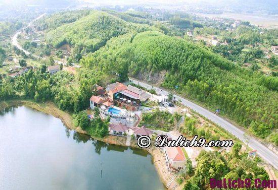 Địa chỉ các khách sạn chất lượng tốt ở gần Phong Nha Kẻ Bàng: Du lịch Phong Nha Kẻ Bàng nên ở khách sạn nào?