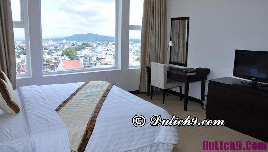 Địa chỉ các khách sạn sạch đẹp, tiện nghi ở Buôn Ma Thuột: Du lịch Buôn Ma Thuột nên ở đâu?