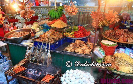 Địa chỉ mua sắm nổi tiếng ở Viêng Chăn (Vientiane) tốt nhất: Nơi mua sắm giá rẻ ở Viêng Chăn