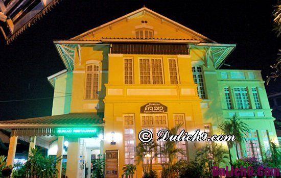 Địa chỉ nhà hàng, quán ăn ngon nổi tiếng ở Viêng Chăn (Vientiane) Lào: Ăn ở đâu khi đến Viêng Chăn du lịch