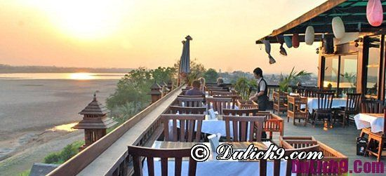 Địa điểm ăn uống nổi tiếng, view đẹp ở Viêng Chăn (Vientiane) Lào: Du lịch Viêng Chăn ăn đặc sản ở đâu?