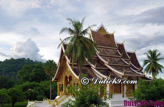 Địa điểm du lịch đẹp ở Luang Prabang: Luang Prabang có địa điểm du lịch nào đẹp, nổi tiếng