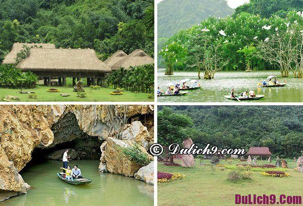 Hướng dẫn du lịch Thung Nham tự túc: Những địa điểm du lịch nổi tiếng ở Thung Nham