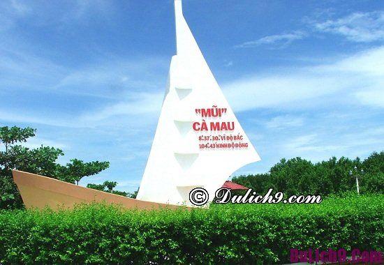 Địa điểm tham quan vui chơi thú vị ở Cà Mau: Cà Mau có nơi nào du lịch nổi tiếng?