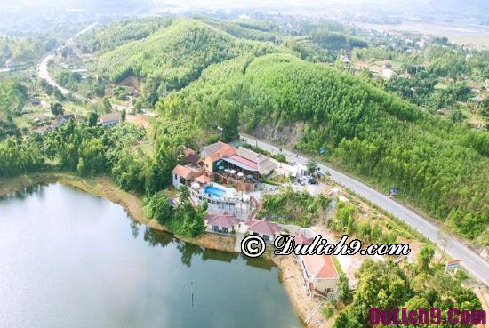 Đồng Hới Quảng Bình có khách sạn, resort nào đẹp, chất lượng: Danh sách các khách sạn giá tốt ở Quảng Bình tiện nghi, view đẹp