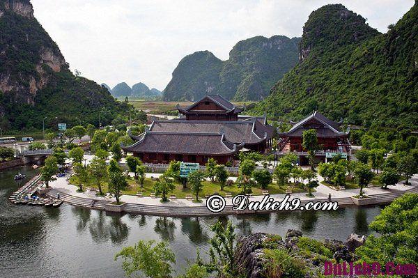 Du lịch Ninh Bình 2 ngày 1 đêm đi đâu chơi, lịch trình ra sao?