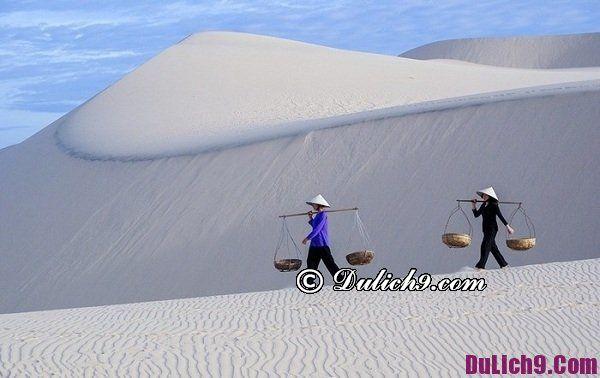 Du lịch Mũi Né từ Hà Nội