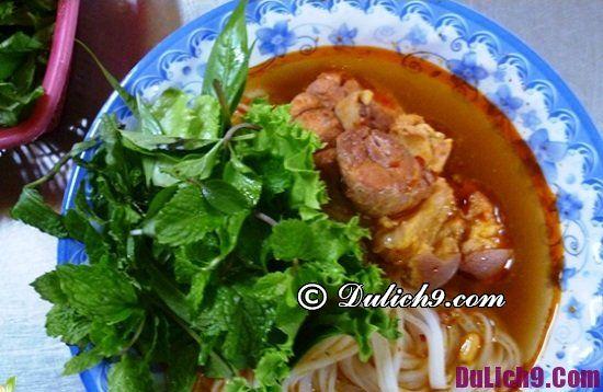 Du lịch Mũi Né, Phan Thiết ăn gì, ăn ở đâu ngon? Địa chỉ quán ăn bình dân ngon ở Phan Thiết