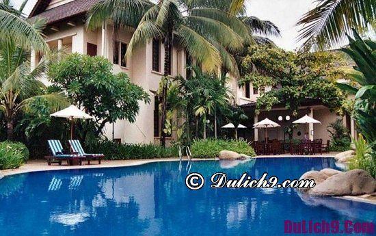 Khách sạn cao cấp, sang trọng ở Viêng Chăn Vientiane sạch đẹp, tiện nghi: Du lịch Viêng Chăn nên ở khách sạn nào?