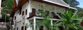 Tư vấn khách sạn giá rẻ ở Luang Prabang sạch đẹp, tiện nghi
