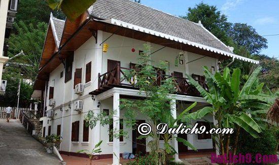 Khách sạn giá rẻ, chất lượng tốt ở Luang Prabang: Nên ở khách sạn nào khi đến Luang Prabang du lịch rẻ đẹp, giá bình dân