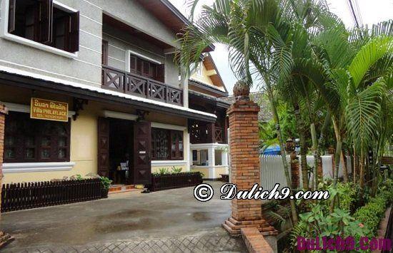 Khách sạn giá rẻ nào tốt ở Luang Prabang vị trí đẹp, tiện đi lại