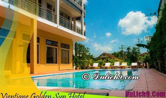 Khách sạn giá rẻ ở Viêng Chăn (Vientiane) Lào sạch đẹp, chất lượng: Nên ở khách sạn nào khi đi du lịch Lào?