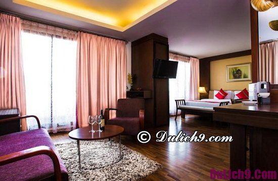 Khách sạn nghỉ dưỡng đẳng cấp, sang trọng ở Vientiane: Đặt phòng khách sạn nào tốt ở thủ đô Viêng Chăn, Lào